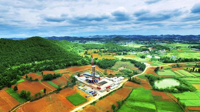 Sinopec Proves China's First 100-Billion-Cubic-Meter Natural Gas Reserve in Sichuan Basin