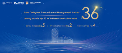 ACEM Master in Management Ranks No.2 in FT Ranking of Satisfaction